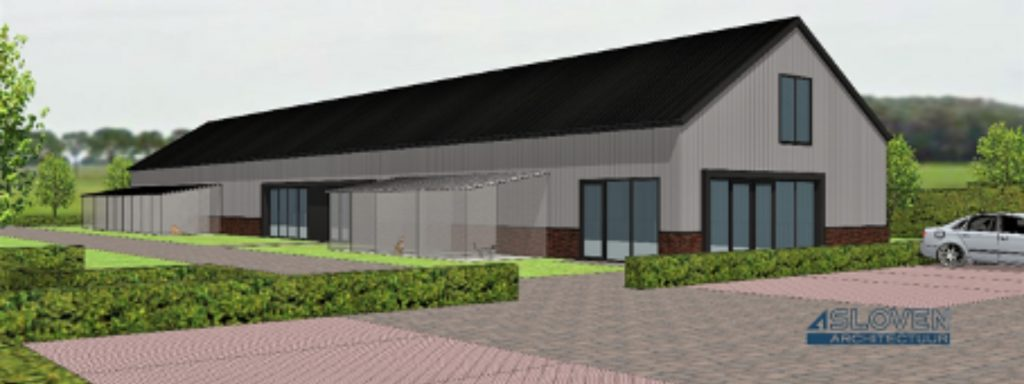 Nieuwbouw   Dierenopvangtehuis de Bommelerwaard